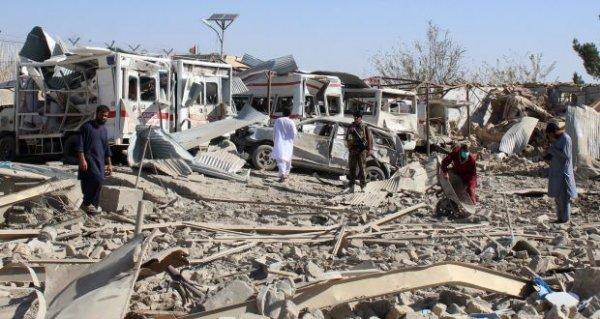 Афганистанд дахин халдлага болжээ